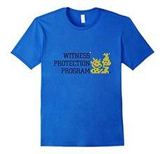 Witness Protection Program T-shirt #Fabunite #FifkaSpaceProject #pixel #retro…