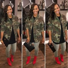 Camo Outfits, Cute Swag Outfits, Casual Fall Outfits, Fall Winter Outfits, Classy Outfits, Stylish Outfits, Autumn Winter Fashion, Girly Outfits, Camo Fashion
