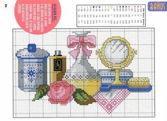 ru / Фото - album Misc c-s 65 - joobee Tiny Cross Stitch, Cross Stitch Kitchen, Beaded Cross Stitch, Cross Stitch Designs, Cross Stitch Embroidery, Cross Stitch Patterns, Needlepoint Patterns, Embroidery Patterns, Filet Crochet Charts
