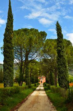 road to spoletto