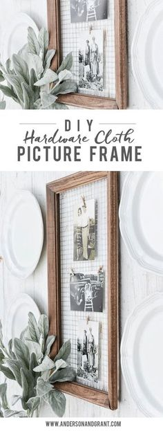 543 Best Repurposed Frames Images On Pinterest In 2018 Christmas