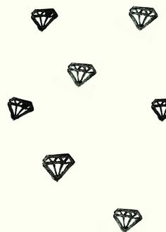 Diamonds ★ iPhone wallpaper