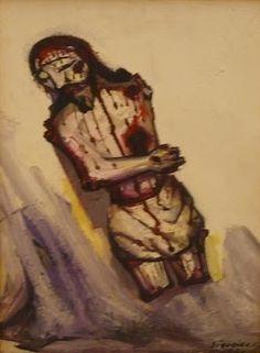 Cristo mutilado, de David Alfaro Siqueiros