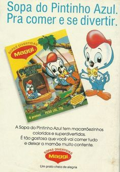 Sopa do Pintinho Azul (1992)