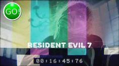 Заставка Resident Evil 7 вариант 4
