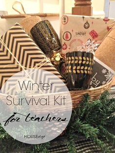 Winter Survival Kit | Houseologie