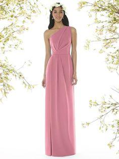 Social Bridesmaids Style 8156 - carnation colour
