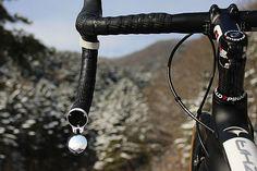 가장 획기적인 자전거 후미경, THE BEAM 'CORKY'