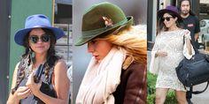 Stjel stilen: hattemote | Stylista.no Riding Helmets, Hats, Fashion, Moda, Hat, Fashion Styles, Fashion Illustrations, Hipster Hat
