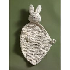 Knitting Patterns for Baby Lion brand Ravelry: Eco Bunny / Earth Bunny Blanket pattern by Lion Brand Ya… Crochet Lion, Crochet Bunny Pattern, Crochet Blanket Patterns, Baby Blanket Crochet, Diy Crochet, Crochet Crafts, Crochet Dolls, Crochet For Kids, Crochet Projects