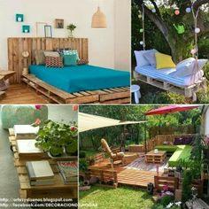 1000 images about cosas para hacer on pinterest home - Cosas para el jardin ...