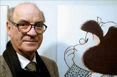 50 lat Mafaldy - latynoska filozofka z komiksu nadal śmieszy