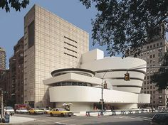 New York, The Solomon R. Guggenheim Museum