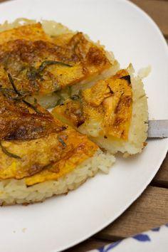 Una versione #senzauova #senzaglutine e #senzalievito Zia, My Recipes, Risotto, Ethnic Recipes, Food, Essen, Meals, Yemek, Eten