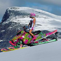 Nice view thanks SledWraps and Maria Sandberg Braaaap Like & Share
