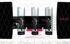 MLVC Madonna Store Design by #CarbonCollaborative Retail Store Design, Madonna, Design Trends