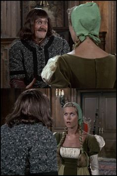 Haha Darrin the Bold ::   #Bewitched  #Elizabeth Montgomery  #Dick York