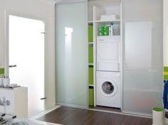 Waschmaschinen Schrank Im Bad