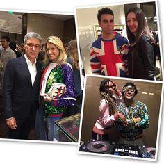 A @gucci apresenta hoje na loja do shopping @jkiguatemi em São Paulo suas novidades de pre-fall 2017 que acabam de desembarcar no Brasil. Por aqui estão @helenabordon Roberto Paz (presidente da marca na América Latina) @betopacheco77 @carol.andraus.lane e a dupla de DJs Puff e Ana Bela que comandam o som da noite. #gucci #prefall2017  via VOGUE BRASIL MAGAZINE OFFICIAL INSTAGRAM - Fashion Campaigns  Haute Couture  Advertising  Editorial Photography  Magazine Cover Designs  Supermodels…