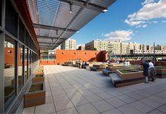 New Settlement Community Campus - Portfolio - Dattner Architects