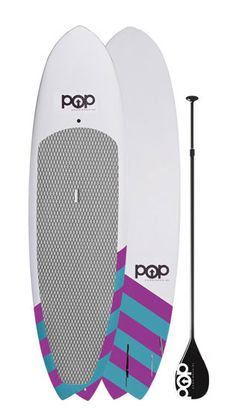 POP Paddle Boards Stand Up Paddle Surfing