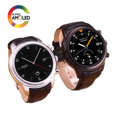 """>> Click to Buy << 2016 Smart Watch WristWatch Finow X5 1.4"""" AMOLED Display 400 x 400 3G WiFi GPS Bluetooth SmartWatch for iOS Android Smart Phone #Affiliate"""