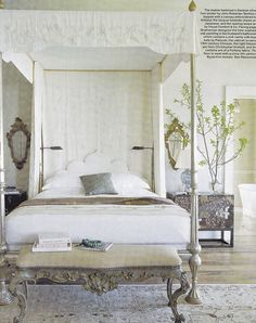 Master Bedroom Ides. 35 Dreamy Canopy Beds Fit for Royalty