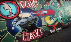 Article from The Guardian on graffiti -Bristol public given right to decide whether graffiti is art or eyesore