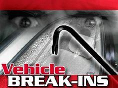 Message from the WSPD About Preventing Auto Break-Ins