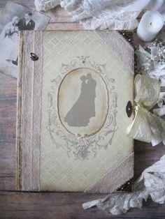 Livre dor mariage Vintage livre dor mariage par BethStyleBook