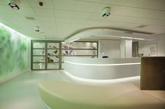 VUmc day surgery center - Photography: Foppe Peter Schut - Interior design: D/DOCK