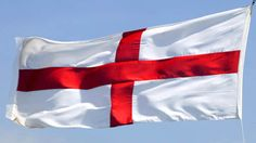 Flag of England - St. George's Cross