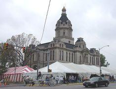 Covered Bridge Festival, Rockville, Indiana
