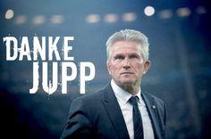 Danke Jupp! it was a great season!