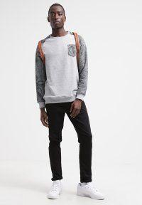 Only & Sons - ONSSUBLIMO - Sweatshirt - light grey melange