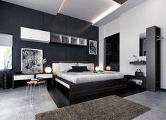 Excellent Mens Bedroom Ideas