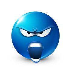 Rage Smiley