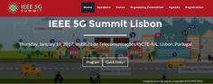 IEEE 5G SUMMIT 2017  @Instituto de Telecomunicações/ISCTE-IUL 19 JAN 2017