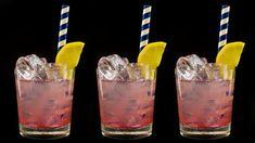13 svalkande vodkadrinkar –perfekta för sommarkvällen | ELLE Cocktail Recipes, Cocktails, Drink Recipes, Swedish Recipes, Beverages, Drinks, Ginger Ale, Pint Glass, Tableware