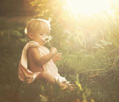 stop to smell the flowers / Glazastik Finch #kids #child #children #photo #photography #family #idea