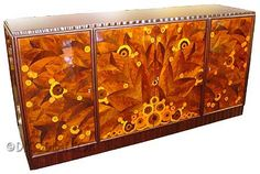 art deco cabinets, servers, credenzas, mid century cabinets and furniture, antique cabinets