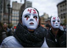 estudiantes mexicanos desaparecidos