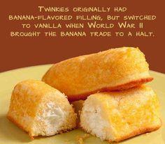 Funny Random Facts: Twinkies