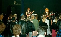Extremes - late '80s Featuring Paul Waste, Peter Damage and Geoff Simmons.