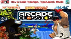 43 Best Hyperspin images in 2018 | Arcade, Arcade games, Arcade machine