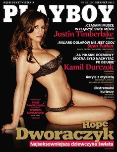 Playboy Poland - August 2011
