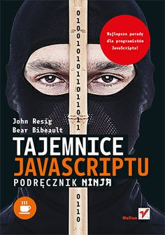 """Tajemnice JavaScriptu. Podręcznik ninja""  #helion #javascript #programowanie #ksiazki"