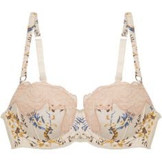 7ba03612af109 Stella McCartney Lingerie Women s Ellie Leaping Contour Bra - Size 32A  ( 59) ❤ liked