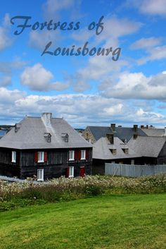 THE COOLEST LIVING MUSEUM! Travel Tuesday: Fortress of Louisbourg #novascotia #capebretonisland #eastcoast