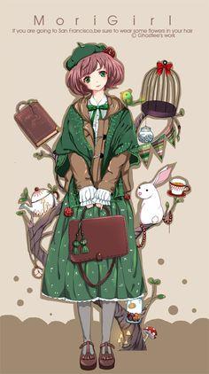 anime girl art Sad Anime Girl, Manga Girl, Manga Anime, Anime Art, Kawaii Cute, Kawaii Girl, Kawaii Anime, Otaku, Pop Art Drawing